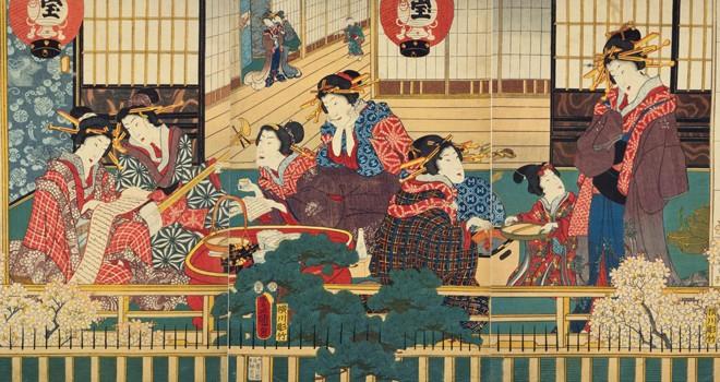 昼見世も夜見世もあるんです。江戸時代の遊女の1日はどんなスケジュールだったの?