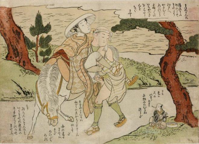 日本画・浮世絵- アート- 日本文化と今をつなぐ。Japaaan小っさなおっさんが情事を覗くw 春画もスゴかった錦絵の先駆者・鈴木春信RELATED 関連する記事RANKING ランキング