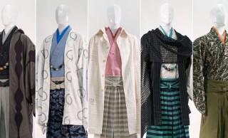夏ならではの透け感!男の着物・和次元 滴や「2017年 夏コレクション」が公開