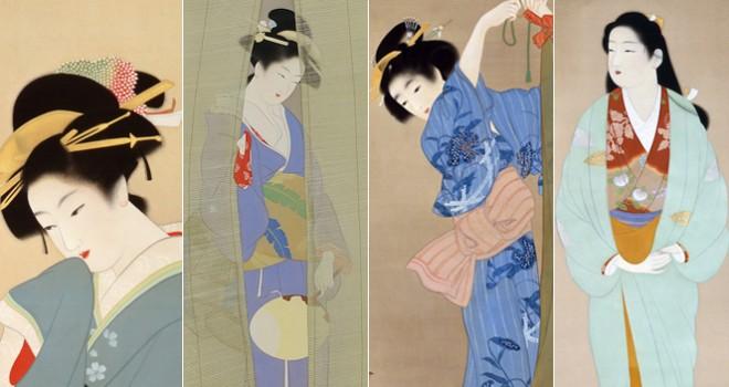 18点が一挙公開!上村松園の美人画にフォーカスした展覧会「上村松園ー美人画の精華ー」開催