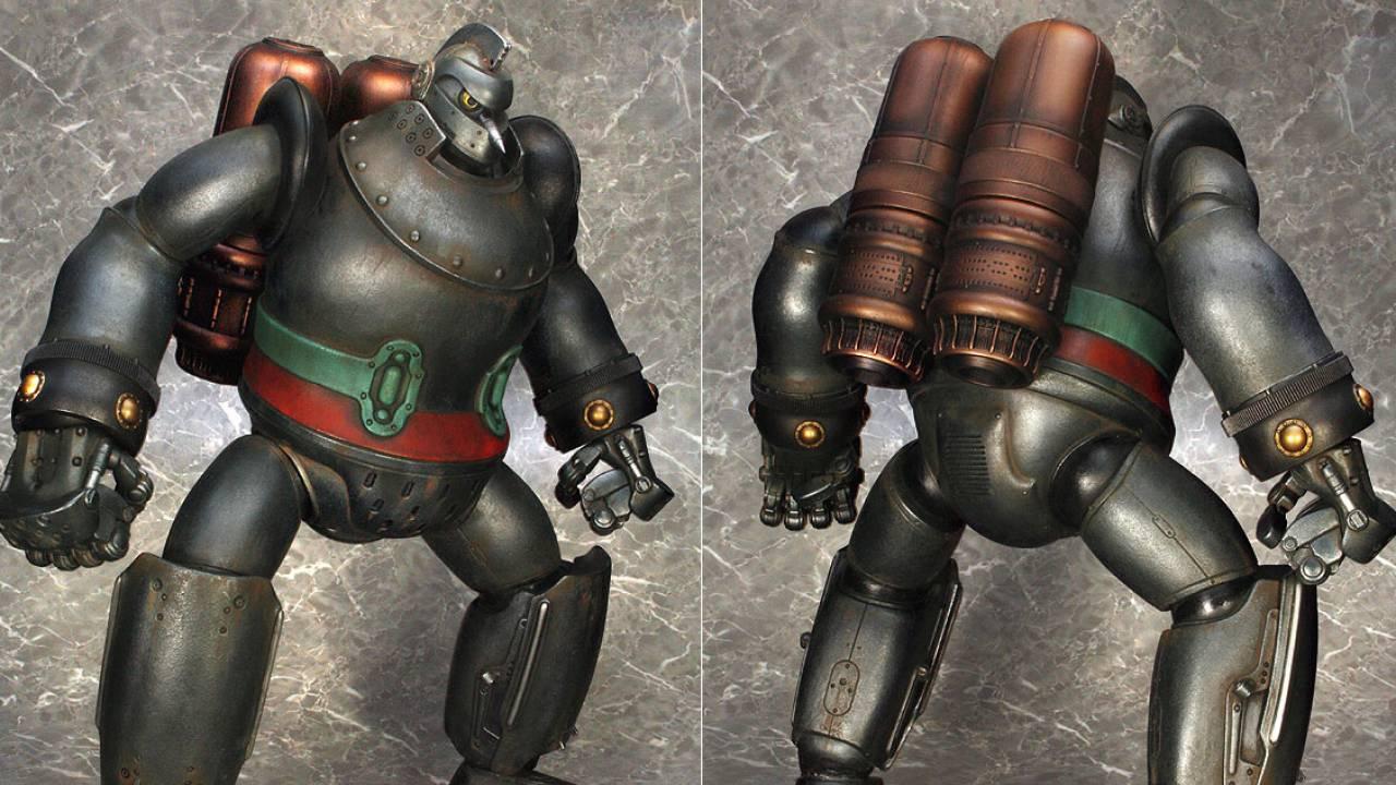 このクオリティ!鉄人28号が高さ50cm超の極上質感フィギュアになって登場