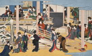 江戸吉原のライバルだった?度々のピンチを乗り越えた人気の深川遊里