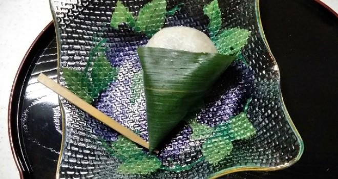 もっちり&清涼感がたまらない!夏の京風スイーツ「もっちりとした麩まんじゅう」試食レビュー