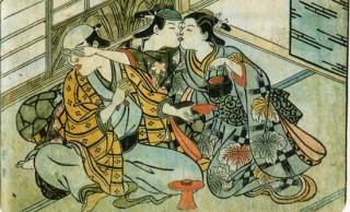 男娼がいる江戸時代の「陰間茶屋」客は男性だけではなく女性にも人気だった?