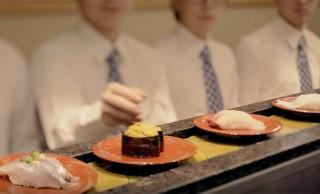 な、なんぞこれ?回転寿司をプロ向けレンズでひたすら全力撮影した動画をキャノンが公開