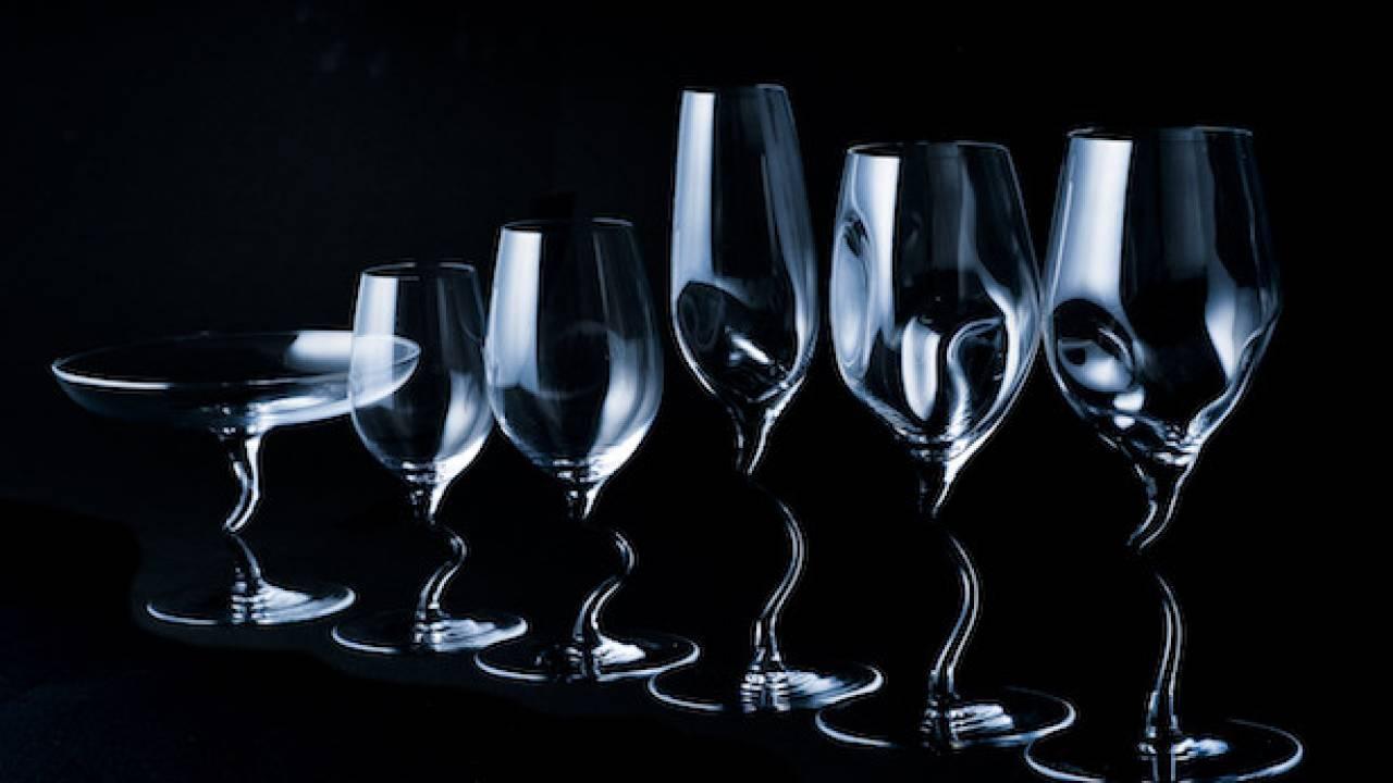 俳優・山田孝之のブランド「FORIEDGE」が江戸ガラスによるユニークなグラスを発表