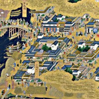 かつて江戸の町屋は粗末な草葺きだらけだった?町が繁盛するまでの道のり