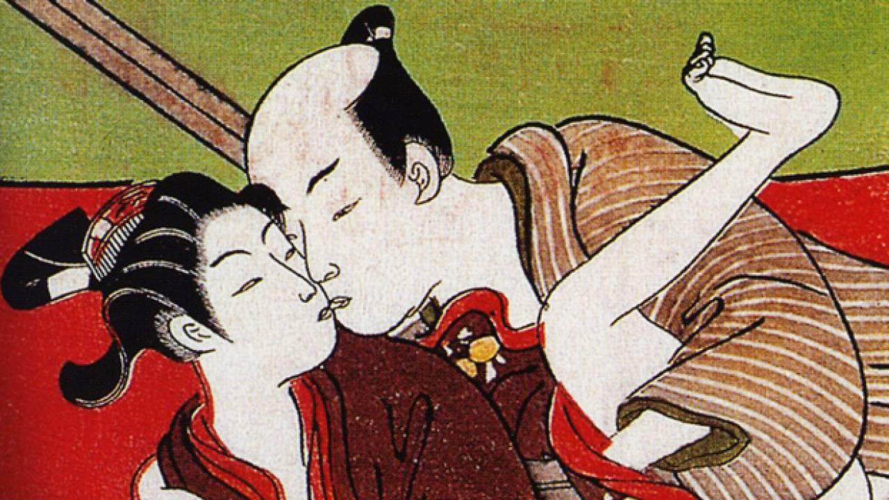 江戸時代、男色のための陰間茶屋には客を満足させる為にネギが常備されていた?
