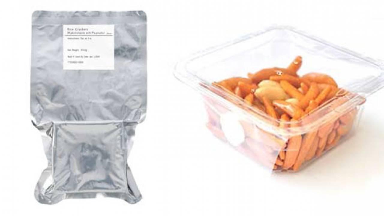 柿の種が宇宙に!?50周年迎えた「亀田の柿の種」が宇宙日本食として遂にJAXAから認証取得