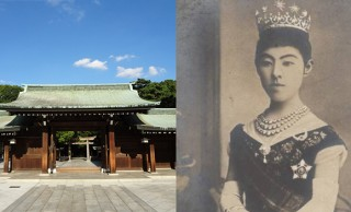 明治神宮に祀られる昭憲皇太后はなぜ「昭憲皇后」ではなく「皇太后」なの?