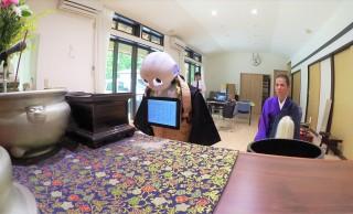 ロボット読経に葬式ライブ配信!葬儀にITを融合させた未来感あふれるサービスがスゴ