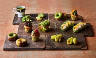抹茶スイーツ好き歓喜の大人気ブッフェ「抹茶マニア」が秋の味覚を加えて延長開催!