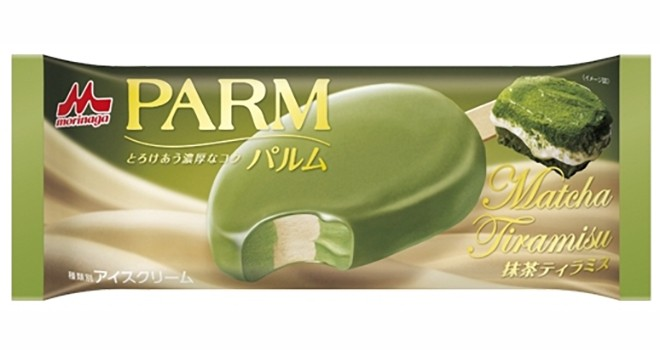 く〜濃厚たまんない!抹茶とマスカルポーネでとろけあうコク「PARM 抹茶ティラミス」登場