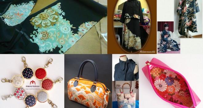 日本の布にもう一度命を吹き込む。「着物リメイク」と聞いて何を連想しますか?