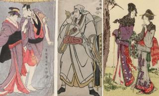 西洋絵画を参考にしてた?浮世絵のイケメン・美女の秘訣は8頭身!?