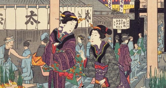 江戸情緒たっぷり♪東京港区・芝大神宮の「だらだら祭り」が今年もなが~く開催中