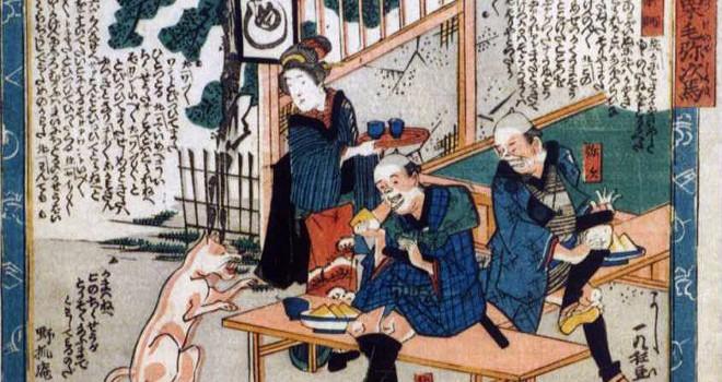 色恋沙汰に金銭トラブル…実は「東海道中膝栗毛」の原作はなかなかのカオスっぷり