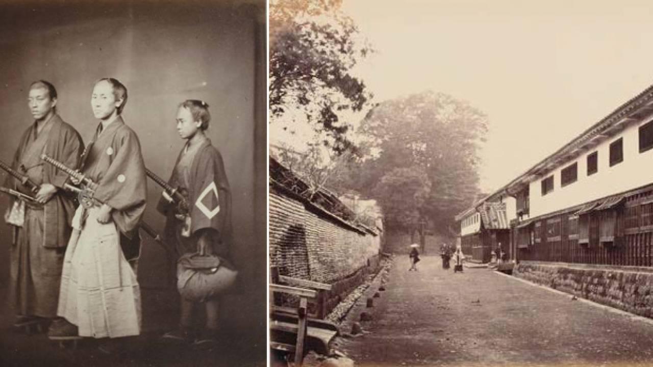 古写真好き必見!約180点公開、幕末〜明治の日本を撮影したフェリーチェ・ ベアトの写真展が開催中