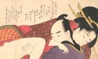 江戸時代の人たちは色事にとってもおおらか♪のぞき見されてもなんのその!