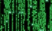 映画マトリックスで流れ落ちる緑色のコード、実は「お寿司のレシピ」をスキャンしたものだった!