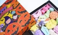 猫、魔女、ドラキュラ…ハロウィーンモチーフのカラフル落雁は見て食べて2倍楽しめる!