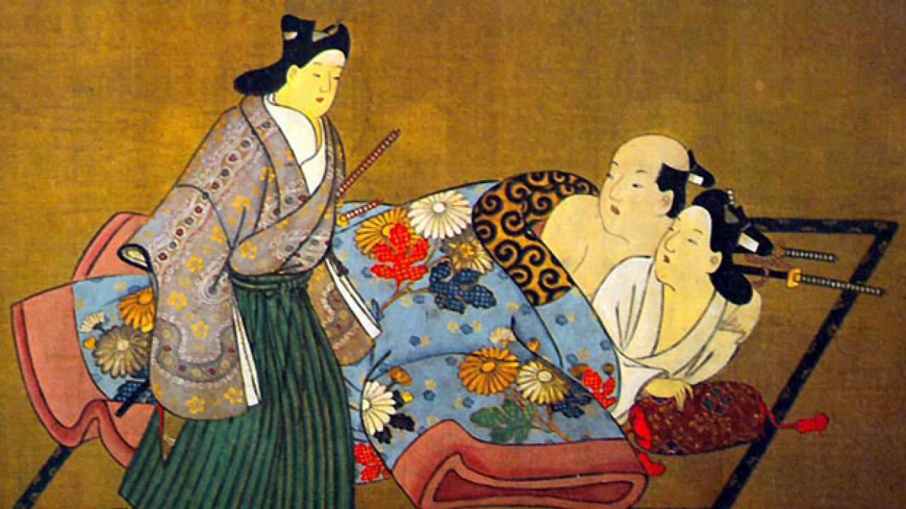 春画に学ぶお江戸の性事情。亭主も女房も浮気してた?どこまでも自由奔放な江戸っ子