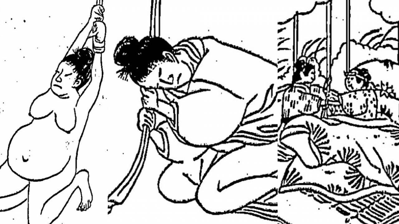 壮絶すぎる…江戸時代の出産が超命がけ。恐るべし江戸時代の母ちゃん!