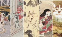 妖怪だけど憎みきれない!江戸・明治期の絵師たちが描いた「化け猫」「猫又」作品まとめ