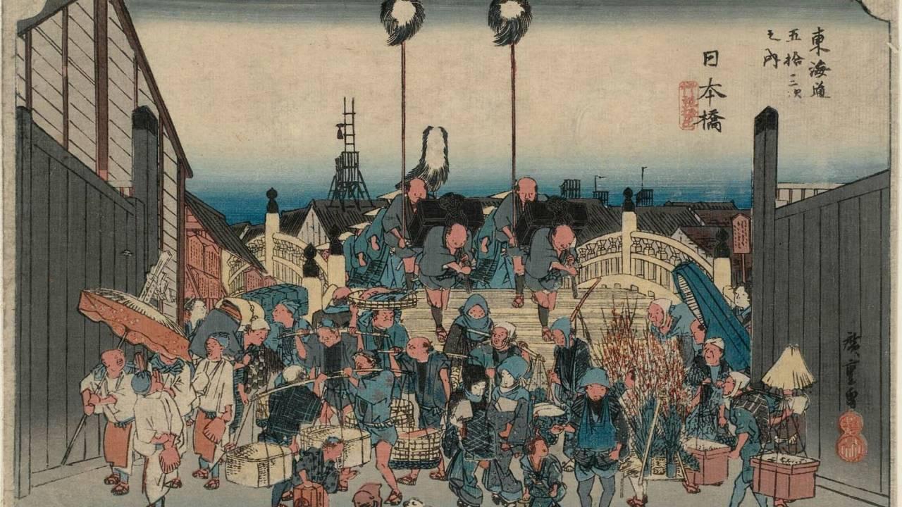 江戸時代の銭の穴はなんで四角だった?庶民の貨幣事情ってどんな感じだったの?