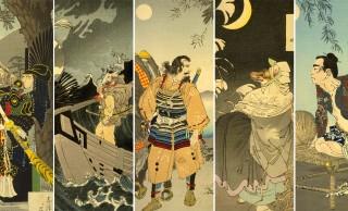 十五夜にぴったり!幕末の浮世絵師・月岡芳年の不朽の名作「月百姿」全100作品を一挙紹介