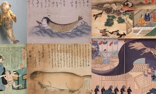 人魚のミイラも!日本古来の妖怪絵巻・浮世絵など大集結する特別展「災いはモノノケとともに」