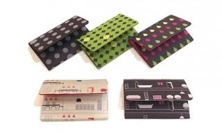 布小物好き必見です!西陣織の残り糸を使った「正絹織り」の小物が可愛い