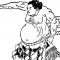 相撲は喧嘩ではない!でも、本当の殴り合いのような相撲の名勝負があった!