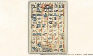 江戸の町のグルメ都市っぷりに着目した特集展示『「もの」からみる近世「江戸のグルメ案内」』開催