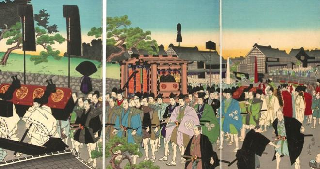出費かさむわぁ…。江戸時代の参勤交代はどんなものだったの?藩士にとっては単身赴任?
