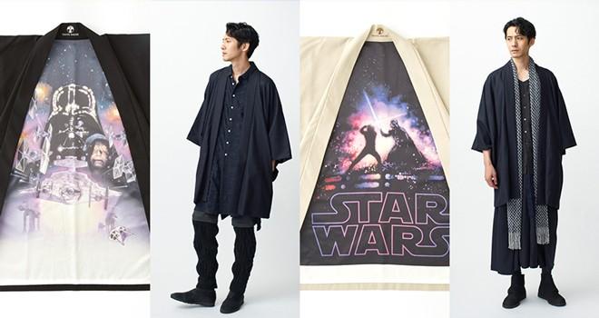 洋服にあわせても全然アリ!和洋クロスオーバーな羽織や袴が登場「和ROBE 2017 冬コレクション」