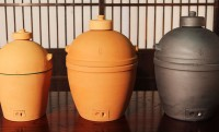 土器感も可愛い♪昔の日本で使われていた「蒸しかまど」が70年以上の時を経て復刻