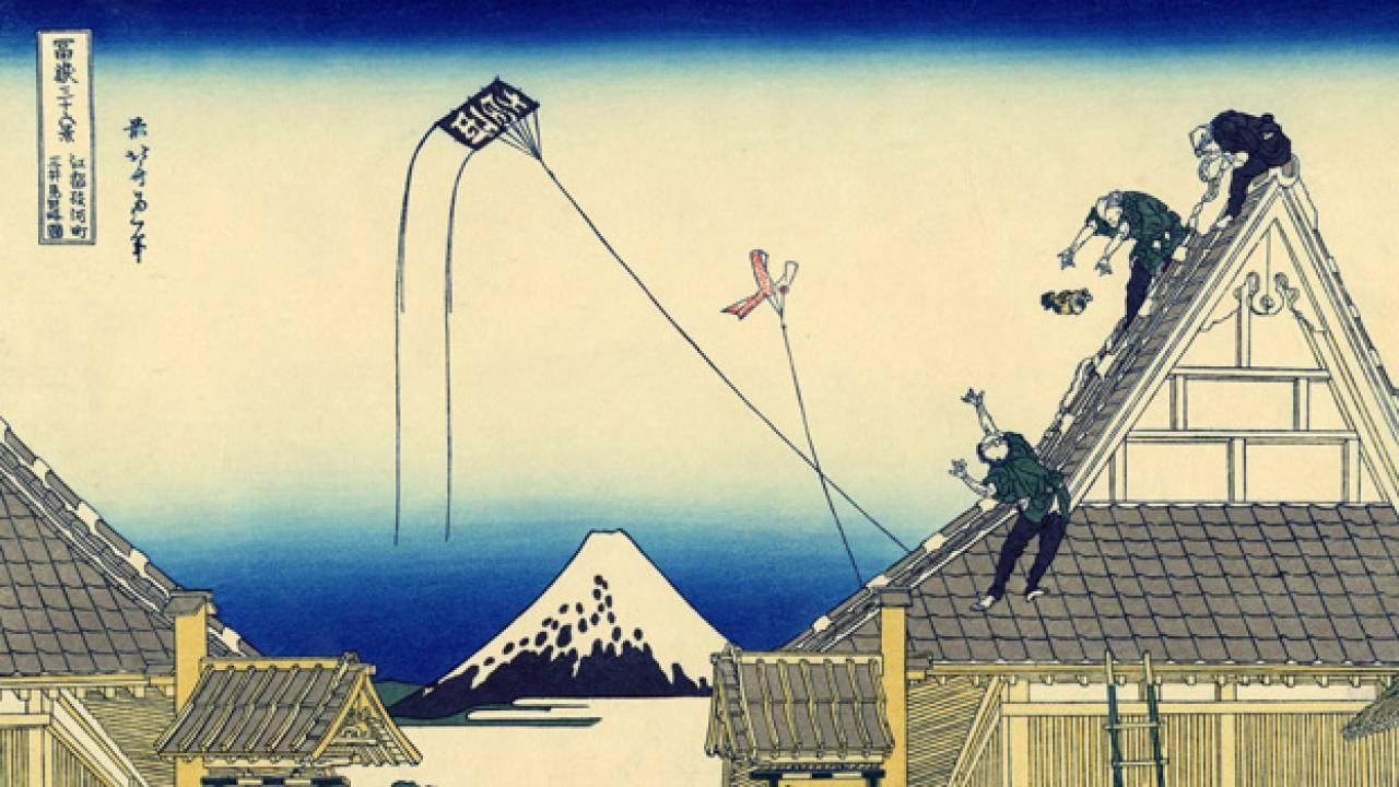 食べては寝て…とまさに寝正月。正月の過ごし方は今も江戸時代も一緒?