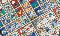 ガンダムに大波、赤富士にランバ・ラル!ガンダム名場面25種を描いた圧巻の九谷焼き箸置き