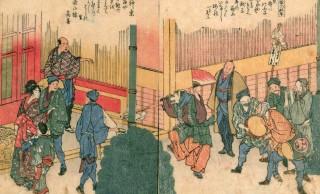 「年越しそば」が定着したのは江戸時代。そして江戸吉原で大晦日に行われた「狐舞」とは?
