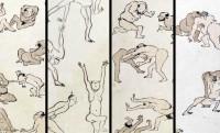 漫画にも通ずる脱力系!江戸時代の絵師・北尾政美の「略画式」がカワイイ