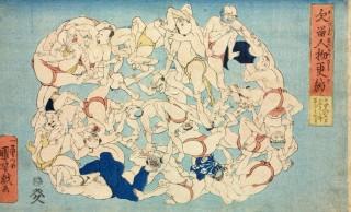 江戸時代、吉原遊郭での勝負下着に男たちはレンタルふんどしを使っていた!?