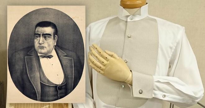 西郷隆盛の礼装を現代風にアレンジしたシャツが登場!その名も「西郷(せご)しゃつ」