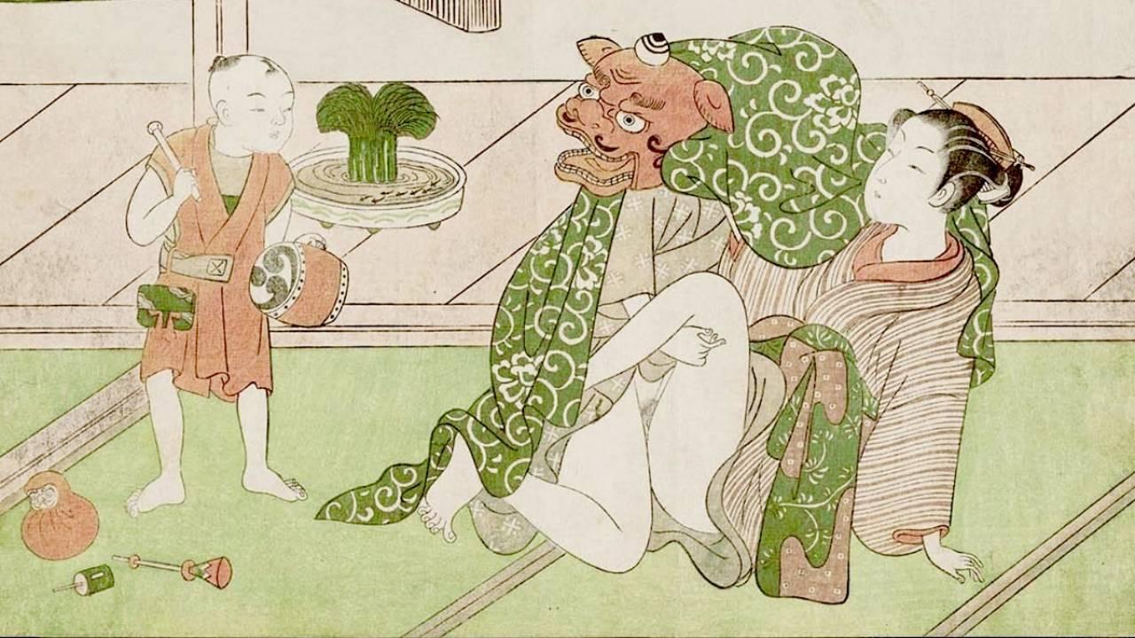 こいつぁ春から縁起がええ!新しくって面白い江戸時代のお正月の風景