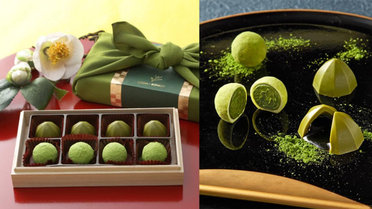ほうじ茶クランチショコラも!老舗 福寿園から上質なお茶を使ったバレンタインチョコ8種が登場
