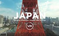 スマホ、パソコン対応!日本の魅力を鮮やかに描いたVR動画「360°VR JAPAN 」が素敵!