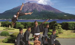 華麗なる西郷どん!鹿児島市が男子新体操部を起用した動画「維新dancin' 鹿児島市」公開