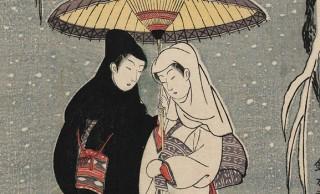 雪の日、お江戸の人はどうしてた?浮世絵で江戸時代にタイムトリップ:パート2