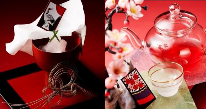 日本の四季をカクテルで♪花札の花鳥風月な世界を表現した「花札カクテル」が素敵!