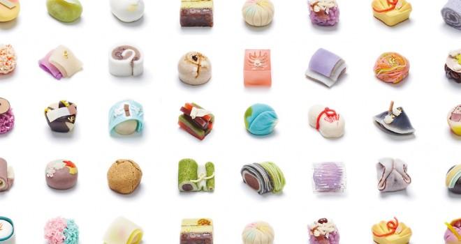 美しさに釘付け!歌舞伎の演目「勧進帳」をテーマに制作された華々しい和菓子の数々